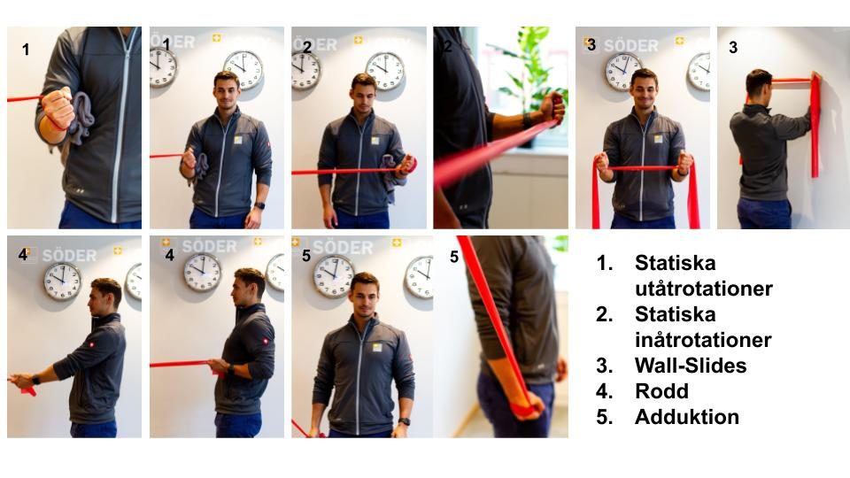 5 effektiva träningstips för dig med smärtsamma axlar