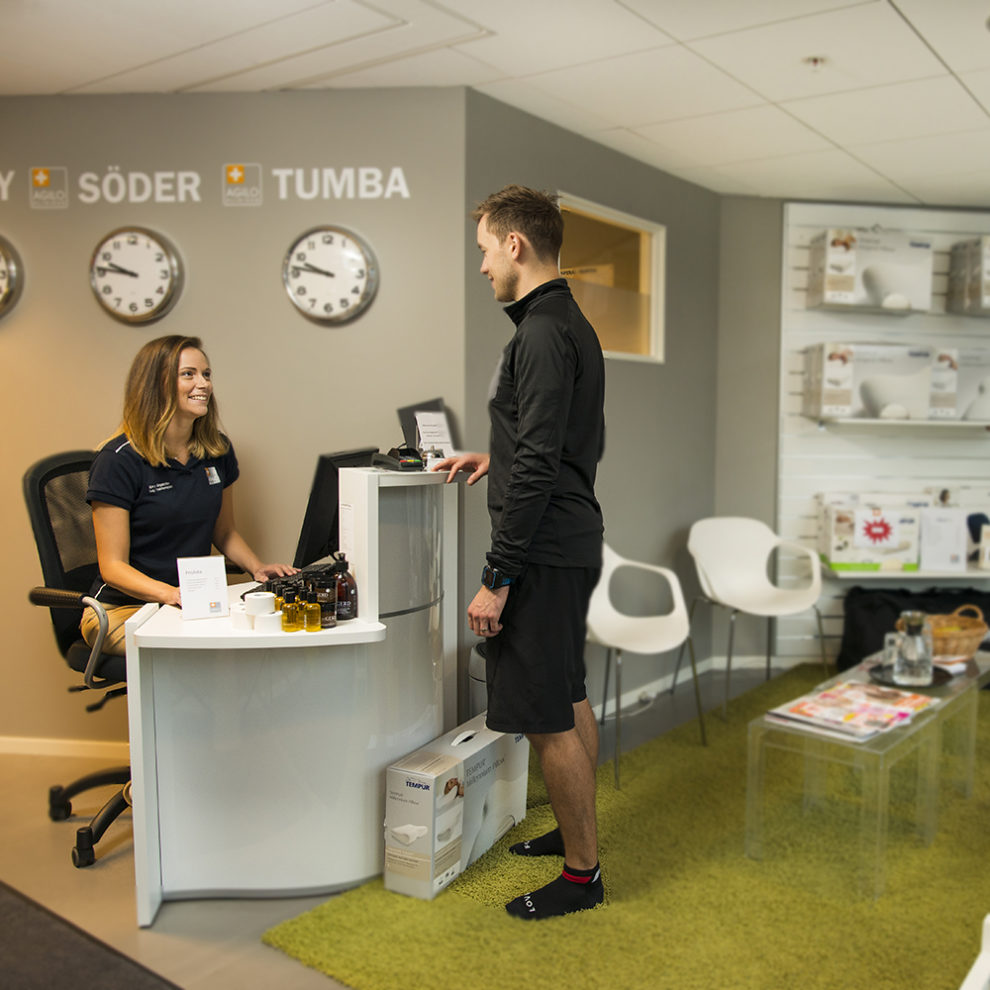 Vad är skillnaden mellan leg. fysioterapeut, leg. naprapat och leg. kiropraktor?
