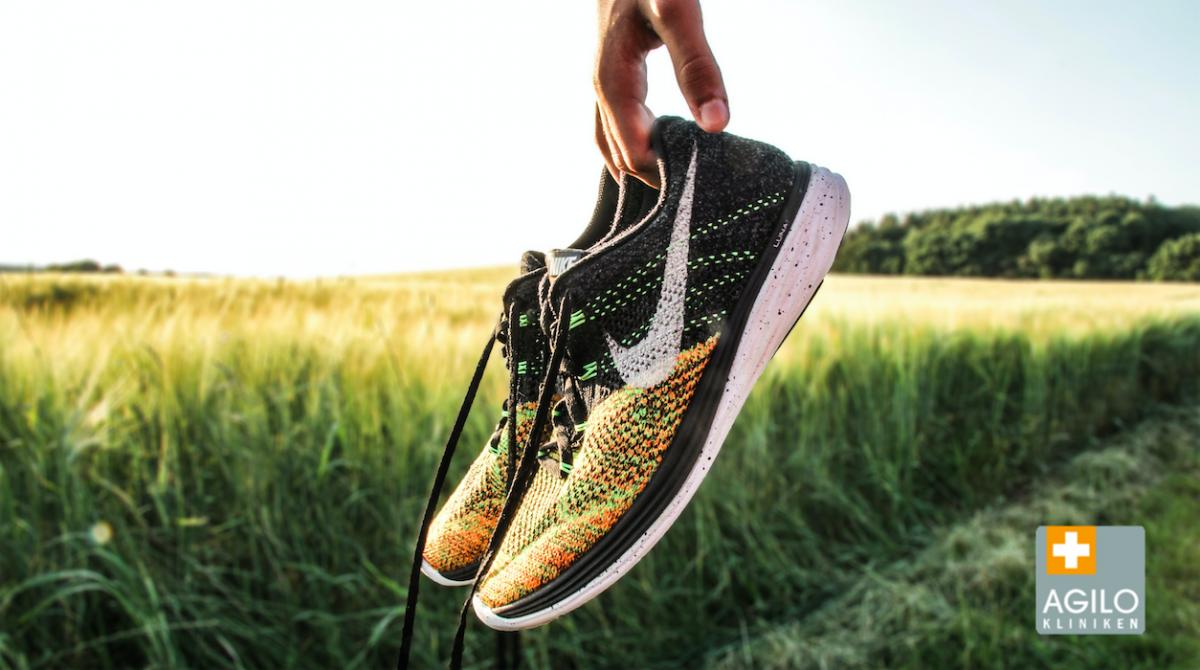 Återgång till löpning efter skada